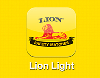 Lion Safety Matches App
