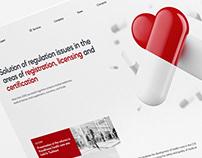 MedExpert Corporate website