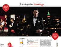 Moet Hennessy USA Magazine Spread Pitch