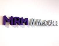 MRM//McCann Signage