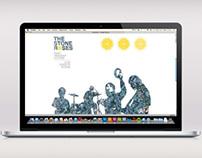 Stone Roses Website