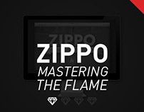 Mastering The Flame by Zippo.