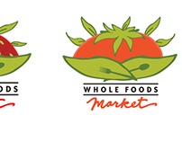 Logo for Whole Foods