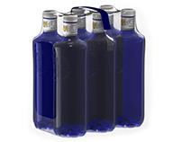 Botellas Solán de Cabras (3D)