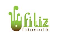 Filiz Fidancılık logo stages