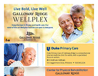 Galloway Ridge Wellplex at Fearrington