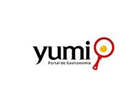 Logotipo Yumi