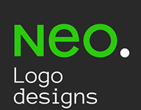 NEO's 10 years of logo design