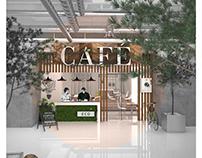 Fachada Café