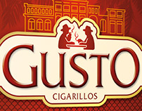 New pack and brand design Gusto