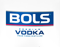 New packaging design Bols Vodka