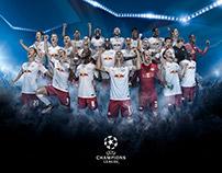 RB LEIPZIG CHAMPIONS LEAGUE!
