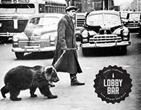 Rebranding for Lobby Bar - Montreal