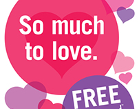 """SO MUCH TO LOVE"" CAMPAIGN: SHOPPERS DRUG MART"