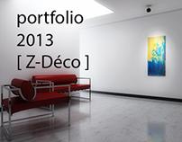 Portfolio 2013 [Z-Déco]