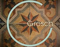 Kafe Grosch Identity