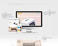 Case Study: Sensorwake.com