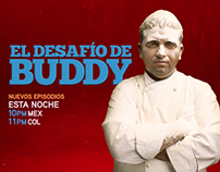 EL DESAFÍO DE BUDDY ( The Next Great Baker )