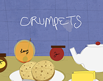 A Brief History of Crumpets
