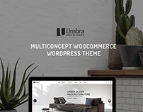 Umbra - Multi Concept WooCommerce WordPress Theme