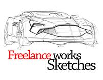Freelance Works