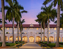 Waldorf Astoria Casa Marina Hotel Retouching