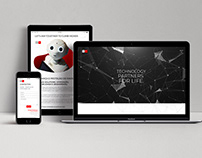 info2k.pt - responsive website