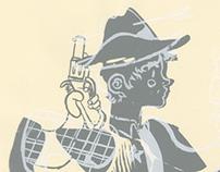 Prints - Cowboys (2012)