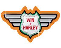 Castrol/QDS Harley-Davidson Promo