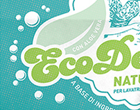 Visual for Eco-friendly laundry detergent