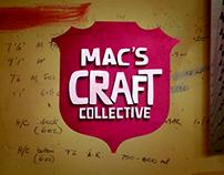 Mac's Craft Collective - Raglan Longboards