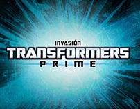 Invasión Transformers Prime