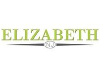 Elizabeth, New Jersey Rebranding Logo