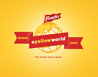 "French's ""O Yellow World"" Concept"