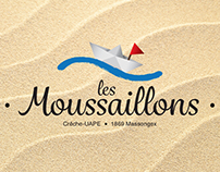 Les Moussaillons - Logo