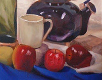 Apples And Tea