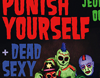 PUNISH YOURSELF + DEAD SEXY INC