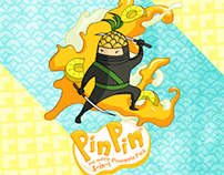 Pin Pin: 3–In–1 Pineapple Pack