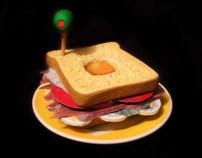 Sandwich Calendar