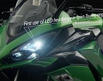 Kawasaki Z1000SX MY17