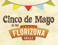 Cinco de Mayo Invitation and Flyers