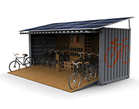 TheBikeVine Solar Electric Bike Rental