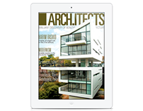 Arch.itects iPad Magazine