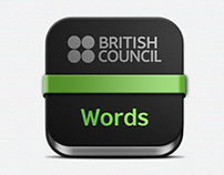 British Council Words Apps
