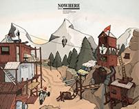 NOWHERE Mines
