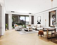 Modern Interior, Rome, Italy