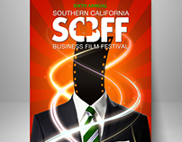 Southern California Business Film Festival poster