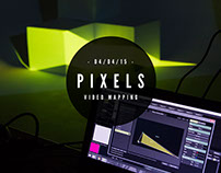 Pixels - Video Mapping