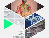 Arts And Gadgets 30-07-2015