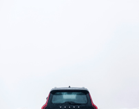 Volvo XC 90 - Winter